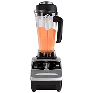 Vitamix CIA Professional Countertop Blender with 2+ HP Motor, Platinum