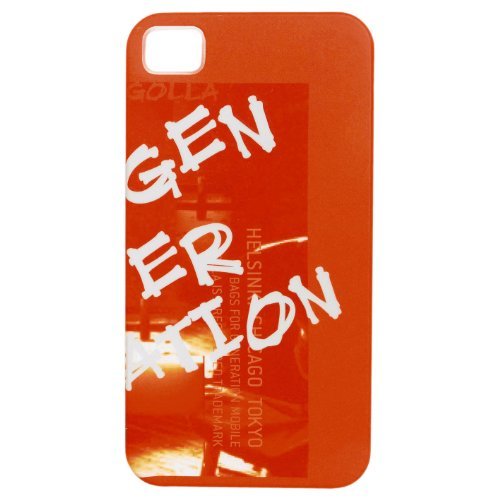 Golla 106015 JEM CASE Iphone 4/4S Orange