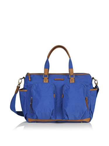 TWELVElittle Courage Satchel in Sapphire - 1
