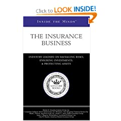 Inside the Minds: The Insurance Business