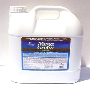 Mega-Green Organic Lawn and Garden Fertilizer