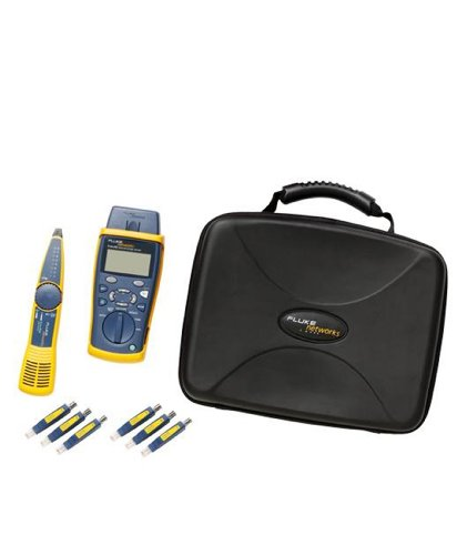 Fluke Networks CIQ-GSV-IE 3354552 Gigabit Service Kit for Industrial Etherent