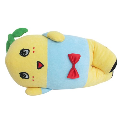 ふなっしー 添い寝抱き枕(全長:約40cm) (千葉県船橋市 非公認ご当地キャラクター)