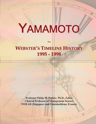 Yamamoto: Webster's Timeline History, 1995 - 1998