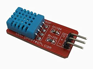 Dht11 Temperature and Humidity Sensor Module +3pin Cable