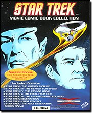 Star Trek - Movie Comic Book Collection (Book Collection Software compare prices)