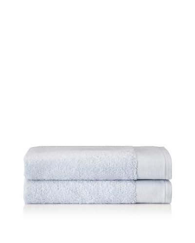 Schlossberg Set of 2 Interio Bath Towels, Sky