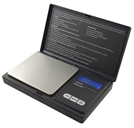 American Weigh Signature Series Silver/Black AWS-100 Digital Pocket Scale, 100 by 0.01 G $12.04