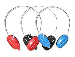 Artis Star Headphones (Black & White)