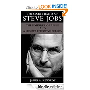 The Secret Habits of Steve Jobs