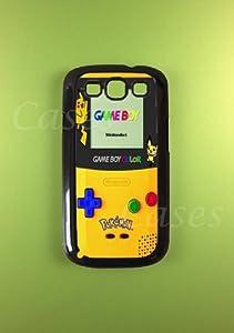 Samsung Galaxy S3 Case - Pokemon Gameboy Samsung Galaxy S3 Cover