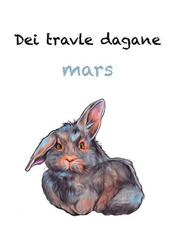 dei-travle-dagane-mars-norwegian-edition