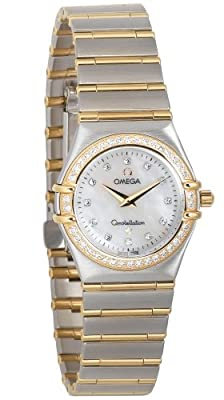 Omega Women's 1277.75.00 Constellation Diamond Watch