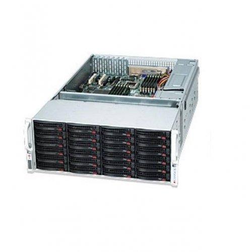 Supermicro Cse-847E26-R1400Lpb / Superchassis Cse-847E26-R1400Lpb 1400W 4U Rackmount Server Chassis (Black)