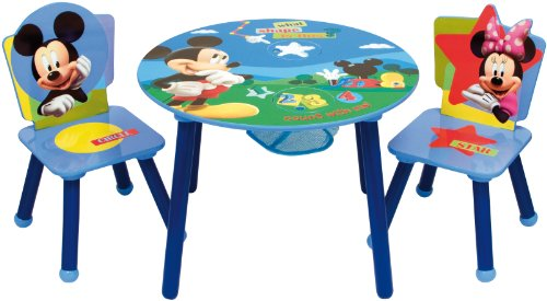 Pas Cher Table Chaise Chaise Table Disney 80vymNnwO