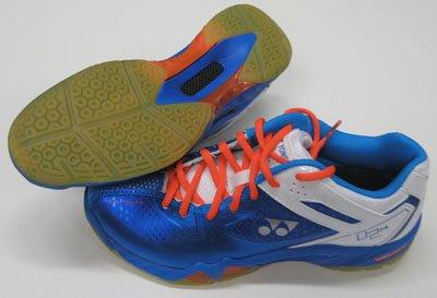 Yonex Men's Pro Cushion SHB-02 MX Badminton Shoe-Blue from Yonex