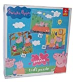 Peppa Pig: 3 Jigsaws/Puzzles in a box