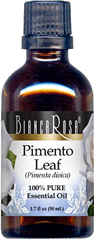 Pimento Leaf Pure Essential Oil (1.70 oz, ZIN: 305663)