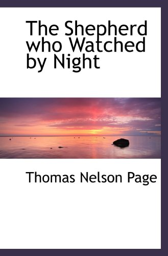 The Shepherd who Watched by Night