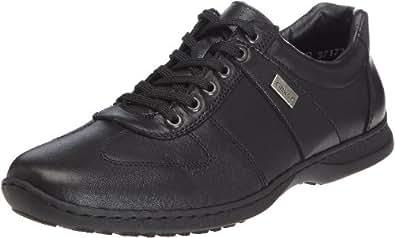 Rieker Hagen 04724, Chaussures basses homme - Noir, 44 EU