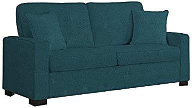 angelo:HOME Robbie Parisian Sky Blue Sofa