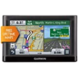 Garmin nüvi 56LM GPS Navigators System with Spoken Turn-By-Turn Directions, Preloaded Maps and Speed Limit Displays (USA and Canada)