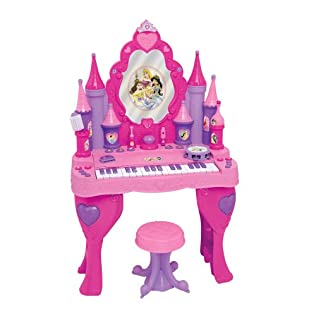 Disney Princess Musical Keyboard Vanity