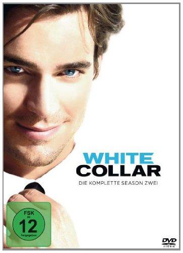 White Collar - Die komplette zweite Season [4 DVDs]