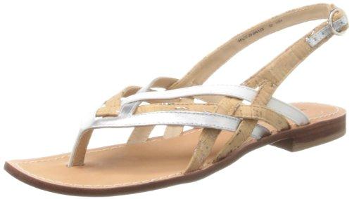 diane-von-furstenberg-carley-damen-us-6-silber-slingback-sandale