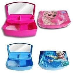 Baby & Blossoms Frozen Anna Elsa Olaf Style Jewellery Box (Random Color)