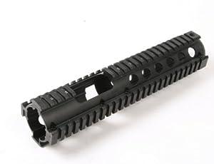 Global Military Gear AR-15 Quad Rail with Forward Extension