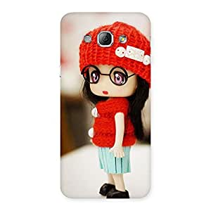Voila Cuty Tiny Little Angel Back Case Cover for Galaxy A8