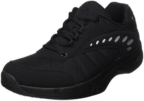 Chung Shi - Scarpe outdoor multisport Comfort Step Sport Ii, Uomo, Nero (Schwarz (schwarz)), 45,5