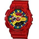 Casio G-Shock Mens Red Analog Digital Watch Ga-110Fc-1A by Casio