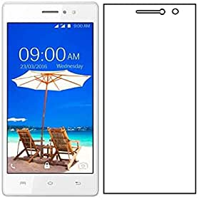 THERISE AMM2587 Screen Guard Tempered Glass for Lava A89