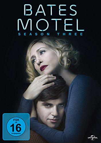 Bates Motel - Season 3 [3 DVDs]