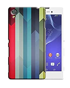 PrintFunny Designer Printed Case For SonyXperiaT3