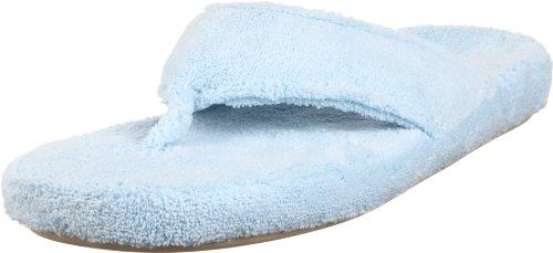 ACORN Women's New Spa Thong Powder Blue,XX-Large 11-12 W US