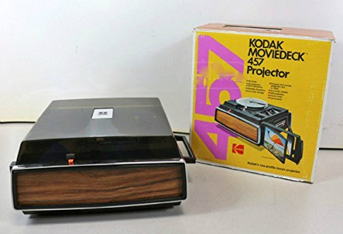 Kodak Moviedeck DUAL Super 8MM & 8MM Movie Projector
