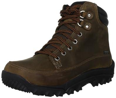 91eabe492da Timberland Men's Rime Ridge Mid Waterproof Boot