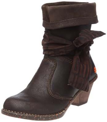 Art Shangai 423, Boots femme - Marron (F Brown), 37 EU