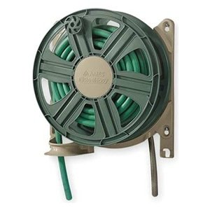 Ames True Temper 2388310 Reel Easy Side Mount Hose Reel