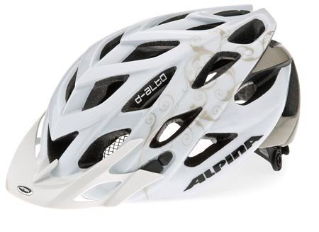 Alpina MTB Helme MTB D-Alto white/prosecco