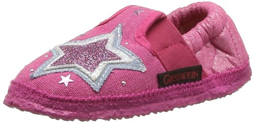 Giesswein Girls Apfeldorf Low Pink Pink (himbeer 364) Size: 24