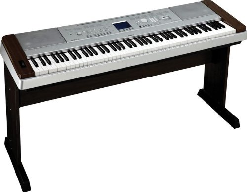 Great Features Of Yamaha DGX640W Digital Piano (Walnut)
