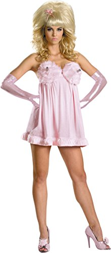 [Fembot Sassy Deluxe Costume - X-Large - Dress Size 18-20] (Horror Movie Costumes Homemade)
