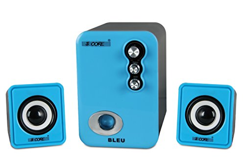 5 Core BLEU Multimedia Mini Hi Fi 2.1 Speaker