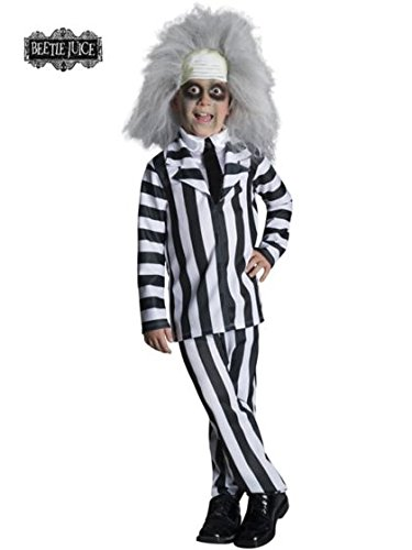 Rubie's Costume Beetlejuice Deluxe Child Costume, S, M or L