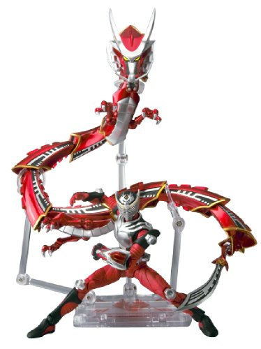 Bandai Tamashii Nations S.H.Figuarts Masked Rider Ryuki and Dragreder Figure Set