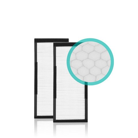 Alen (TF30-MP) HEPA-OdorCell Replacement Filter for T100 and T300 Air Purifiers, 1-Pack (set of 2 filters)